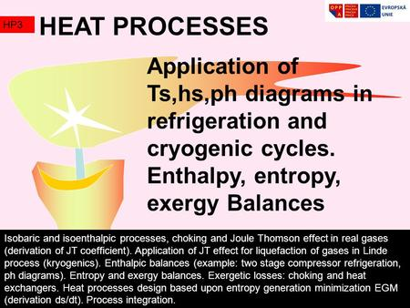 what are the applications of refrigeration