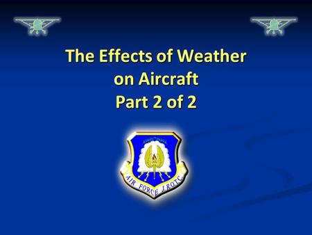 The Effects of Weather on Aircraft Part 2 of 2. Video Delta Flight 191 Aug 2, 1985 Causes and Effects https://www.youtube.com/watch?v=BWtlCirzRjs.