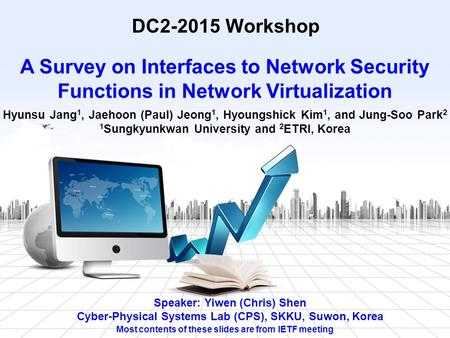 A Survey on Interfaces to Network Security