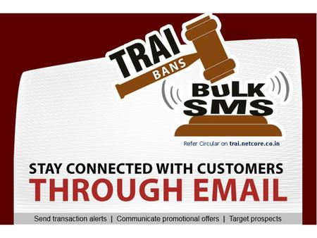 Ensure Customer Communication Business Continuity Tackle the SMS Ban - Free your business from unforseen Govt bans for now and the future Establish bridge.