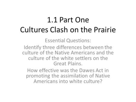 difference between cultures of native americans The new world: a stage for cultural interaction question during european colonization, how did the french, spanish, and dutch view the native americans and how did their interaction differ what affect did their interaction have on colonization.