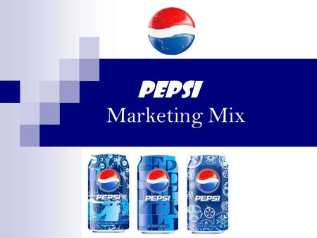 Pepsi Marketing Mix.