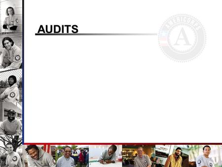 AUDITS. Session Objectives To familiarize participants with the Inspector General Audit Process To better prepare participants for the audit by providing.