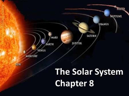 how did the solar system start - photo #3