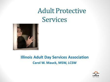 Iowa adult day service association