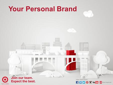 Your Personal Brand. Today we will Understand that each of us projects a personal brand image – whether planned or not. Explore the components that help.