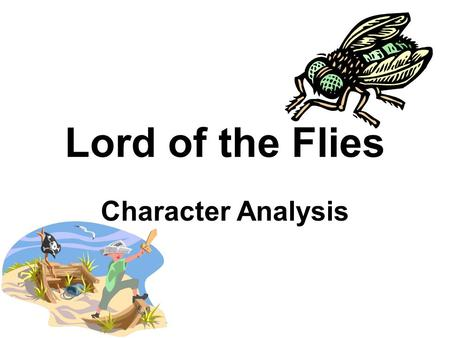 Lord of the flies characters essay