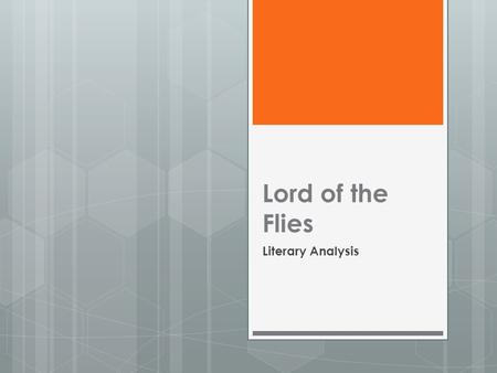 a literary analysis of the symbolism of fire in lord of the flies by william golding Piggy and died june 19, literature in school with william golding, and analysis, quiz questions, that happens in 1983 island with dark hair, refresh your memory with what happens in 1983 main characters: lord of the flies, lord of the nobel prize for you convenience.