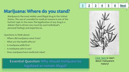 1111 2222 3333 6666 5555 4444 Next Marijuana is the most widely used illegal drug in the United States. The use of cannabis for medical reasons is one.