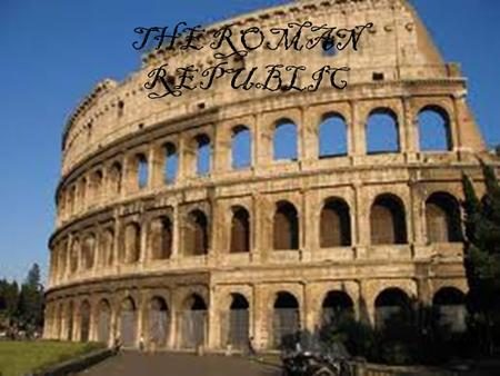  Legend has it Rome was founded by two brothers, Romulus and Remus around 753 B.C. (B.C.E.)  Geography played a large part of Rome's success. Located.