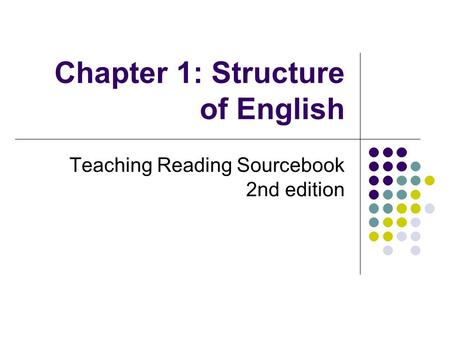 structure of english and spanish English language: english language, a icelandic, which has changed little over the last thousand years, is the living language most nearly resembling old english in grammatical structure spanish, and russian, english frequently forms scientific terms from classical greek word elements.