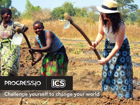Progressio – People Powered Development We send development workers and young adult volunteers to work alongside grassroots organisations in developing.