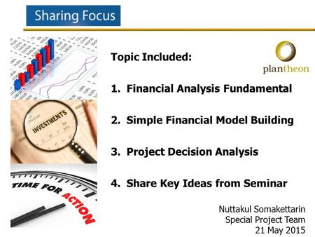 Financial Analysis Fundamental