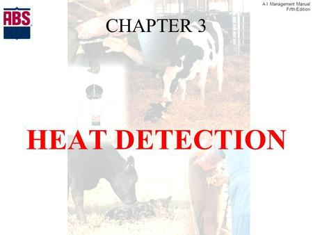 HEAT DETECTION CHAPTER 3