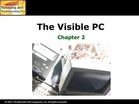 The Visible PC Chapter 2.