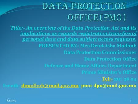 Under the previous situation, the Data Protection Act required businesses that collect personal data to pay an annual registration fee to the ICO of £35 (small and medium businesses) or £ (large businesses and public-sector organisations with or more staff and a turnover of at least £m).