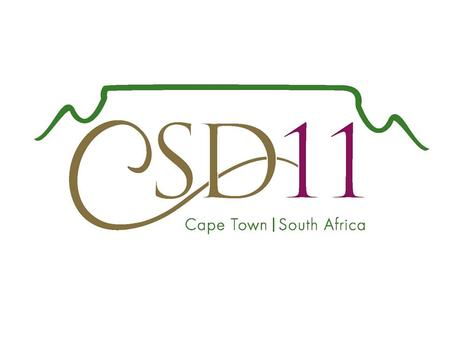 The event Hosted in Cape Town, South Africa from 6 – 8 April 2011 Cape Town International Convention Centre and 5 Star Westin Grand Hotel.