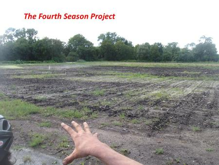 The Fourth Season Project. ICF will add the site previously occupied by Intervale Compost: two fields totaling about 8 acres of cropland, a parking.