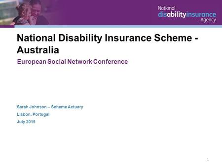 National Disability Insurance Scheme - Australia
