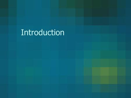 Introduction. Let's begin Goal –Teach you how to program effectively Skills and information to be acquired –Mental model of computer and network behavior.