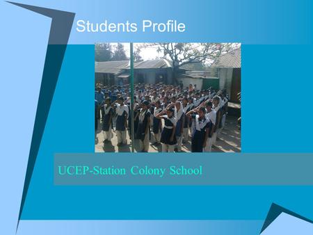 UCEP-Station Colony School