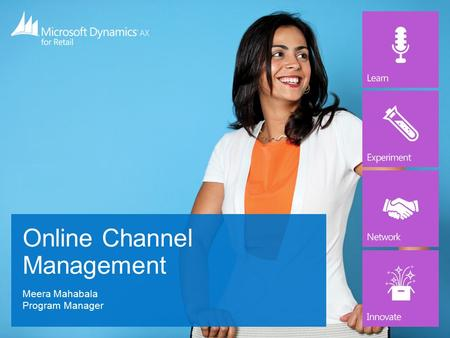Online Channel Management