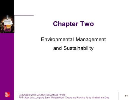 Environmental Management and Sustainability