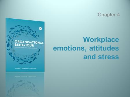 workplace emotions attitude stress Recovery time from workplace stress is key to developing resilience  our  individual 'feelings' of stress all come from the same underlying  significant  shifts in the attitudes and understanding of individuals about their stress,.