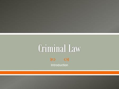 omission criminal law Charlotte burmby provides an overview of the criminal law on omissions and the  situations in which a crime can be committed by omission,.