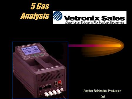 5 Gas Analysis Another Rainharbor Production 1997.