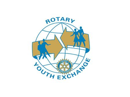 ROTARY YOUTH EXCHANGE An Evaluation The Danish Ministry of Education has decided to support Youth Exchange arranged by approved organisations Rotary.