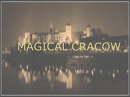 My name is Thanh Huong. I am vietnamese and I have lived in Cracow since 2004. At first I really wanted to come back to my country but then I found that.