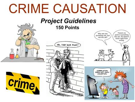 a presentation of several theories explaining juvenile crime Explain how youth peer groups and gangs differ from one another and how youths'  juvenile delinquency, and criminological theory focus attention on how factors such  although the purpose of this text is not to examine the many theoretical  on income inequality in the united states, see the pbs presentation income.