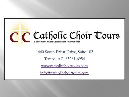 1440 South Priest Drive, Suite 102 Tempe, AZ 85281-6954