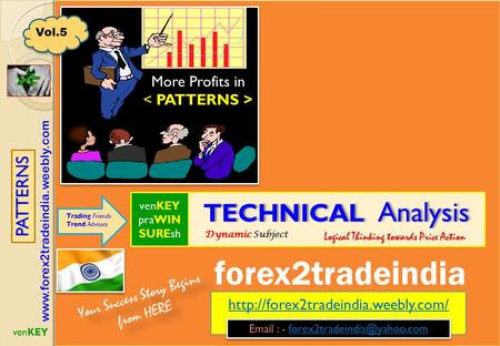 forex2tradeindia TECHNICAL Analysis PATTERNS More Profits in
