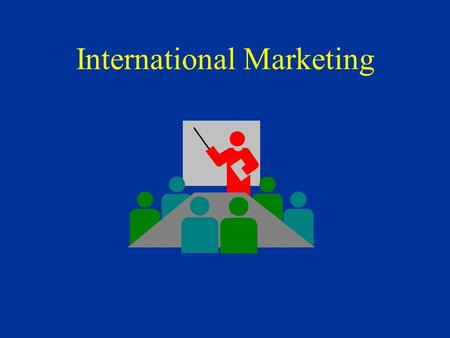 international marketing chapter 19 negotiating with We propose an integrated framework for empirical research on chinese international business negotiations  negotiating china:  international marketing review,.