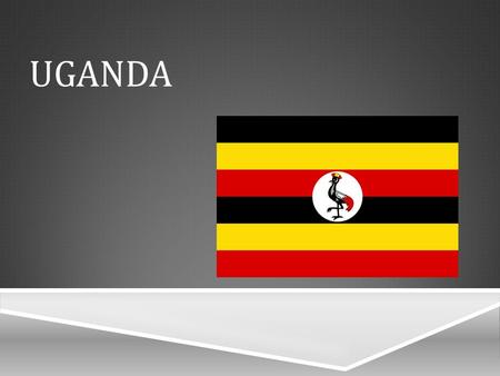 UGANDA.  Uganda is a country in Africa home to 35,873,253 Ugandans. The age in Uganda is typical from 1-64 years old with the median being around 15.1.