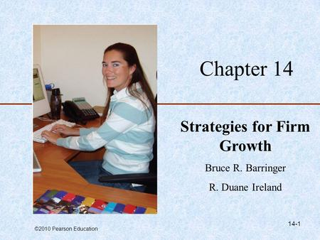 Strategies for Firm Growth