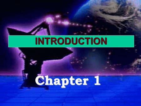 INTRODUCTION Chapter 1.