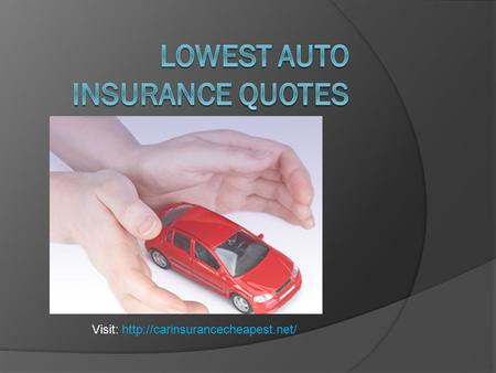 Visit:  What is a Car Insurance Policy and How Does It Work?  A policy is a contract between the insured (car owner.