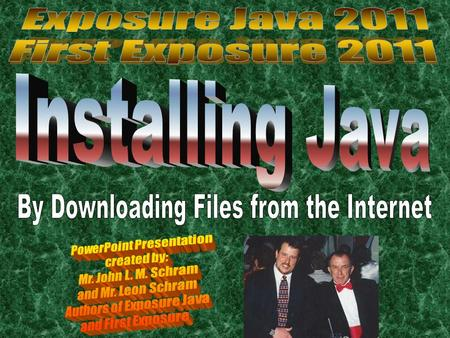 The Basic Java Tools A text editor to write Java program source code. A compiler to translate source code into bytecode. An interpreter to translate.