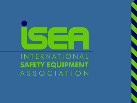 Improving Coordination and Interoperability through Standardization Daniel K. Shipp, president International Safety Equipment Association June 4, 2003.