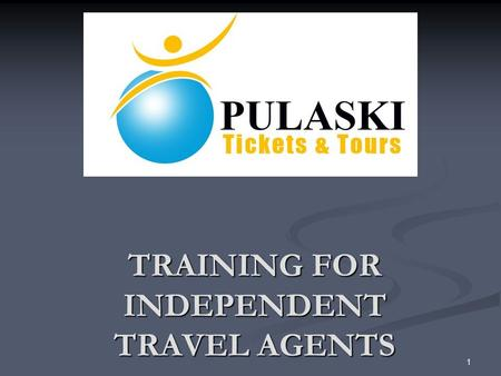 1 TRAINING FOR INDEPENDENT TRAVEL AGENTS. 2 Popularity of Cruising Hassle Free Hassle Free A Floating Resort A Floating Resort Convenience Convenience.
