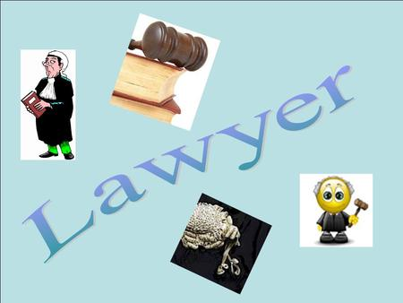 What a barrister does. A barrister does many things, - it is not all standing up in court. Some of these things include: drafting out legal documents,