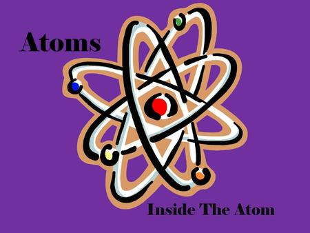 Atoms Inside The Atom.