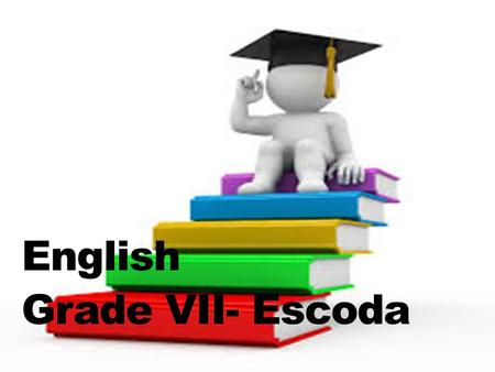 English Grade VII- Escoda. REVIEW Lesson Proper.