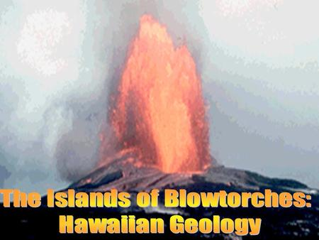 Timeline of Hawaiian History NOT to scale! 85 mya: Earliest Emperor Seamounts visible today are formed 43 mya: Catastrophic event causes bend in Hawaiian.
