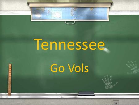 "Tennessee Go Vols. K ""Already know"" N ""What you need to know "" L ""What you have learned"""