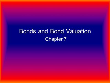 "chapter 15 investing in bonds Chapter 1 investments: background and issues  15 with a ""top-down"" investment strategy,  than common equity but a lower priority than bonds."