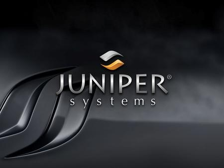 Replace with Customer's Logo Your partnership with Juniper Systems Juniper Systems is dedicated to providing profitable partnership opportunities for.